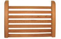 Szauna szellőző rács - thermowood nyárfa vagy cédrusfa