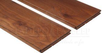 Thermowood pekándió keményfa padlóburkolat