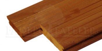 Thermowood borovi fenyő teraszburkolat 26x115mm A minőség