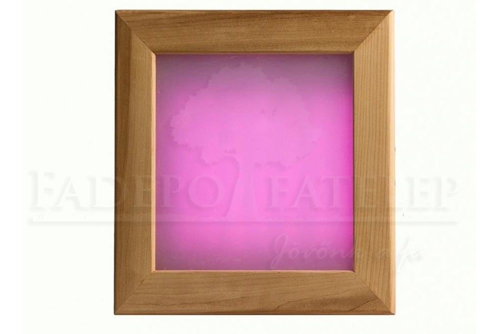 Szauna Fényterápia 5 féle színnel
