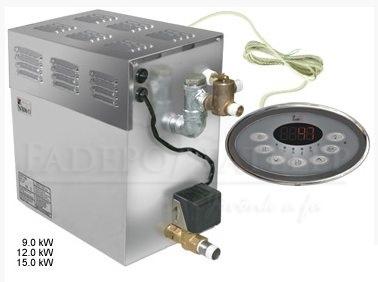 Sawo Gőzgenerátor Szett Innova Vezérléssel 15 kW-ig