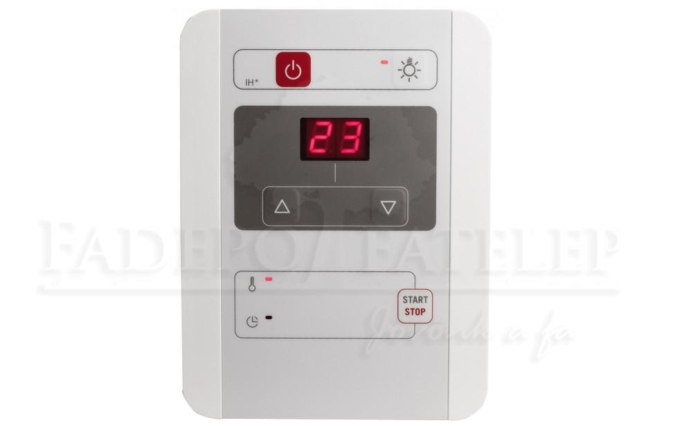 IHS1/IHF1 Digitális Infrasugárzó vezérlés max.3.6 KW Dimer