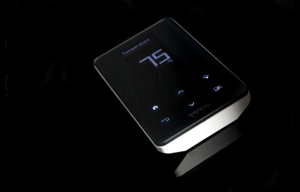 TYLÖ H1/H2 LCD Érintőképernyős szauna vezérlés, hő- és cseppálló