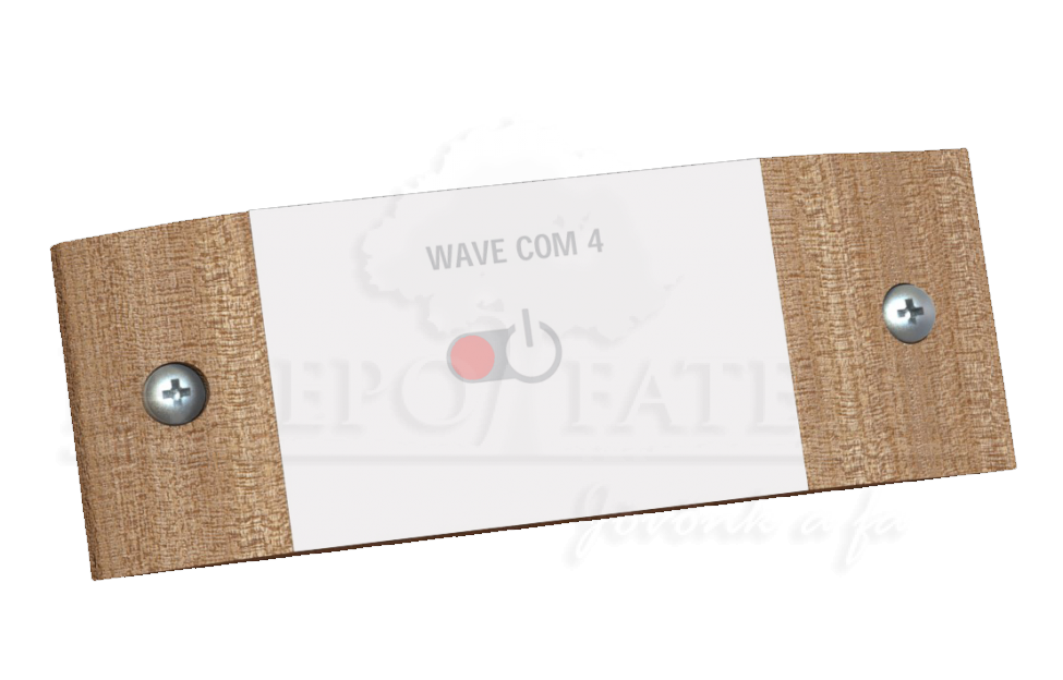 Wave.com4 Dimer Infrasugárzó Kapcsoló max.3.6 kW - 120 °C-ig hőálló