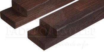 """Thermowood kőris rétegragasztott szerkezetfa 92x92 mm """"A"""" minőségű"""