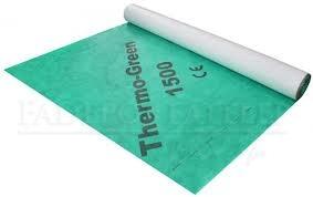 Thermo-Green 1500 páraáteresztő tetőfólia
